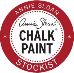 Annie Sloan - Stockist logos - Chalk Paint - Emperor's Silk