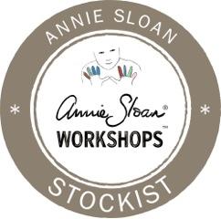 Annie Sloan - Stockist logos - Workshops - French Grey